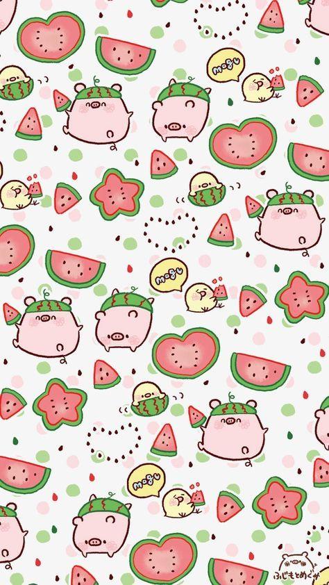 Wallpaper Backgrounds Cute Pig 19 Super Ideas Pig Wallpaper Cute Pigs Cute Kawaii Drawings