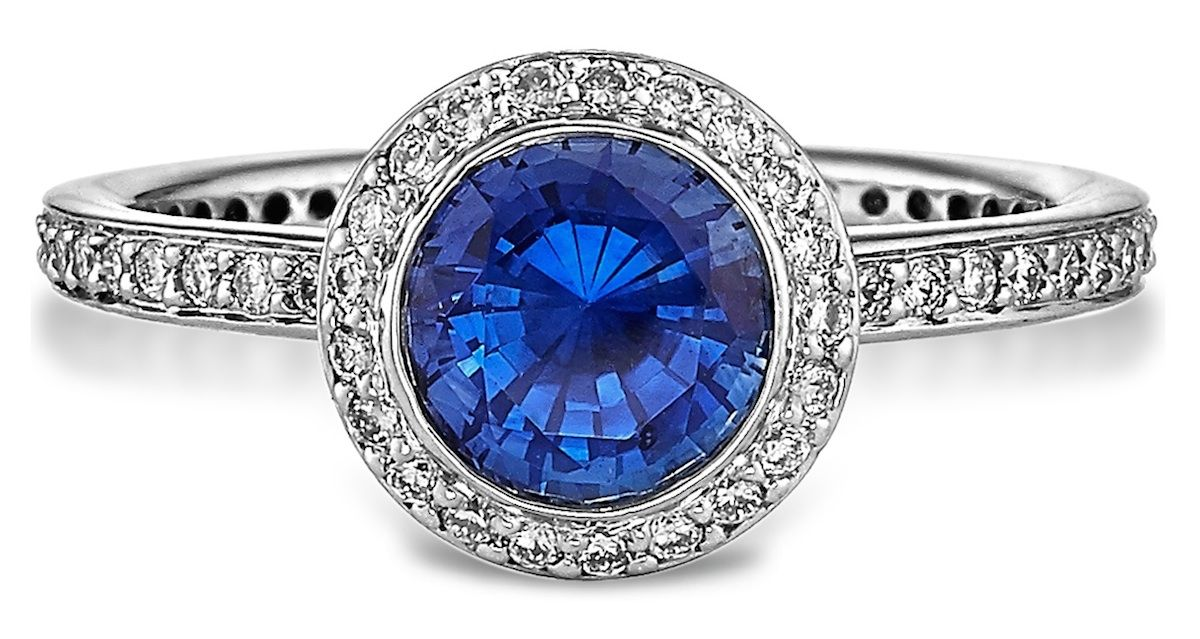 The Meaning of Colored Gemstone Engagement Rings