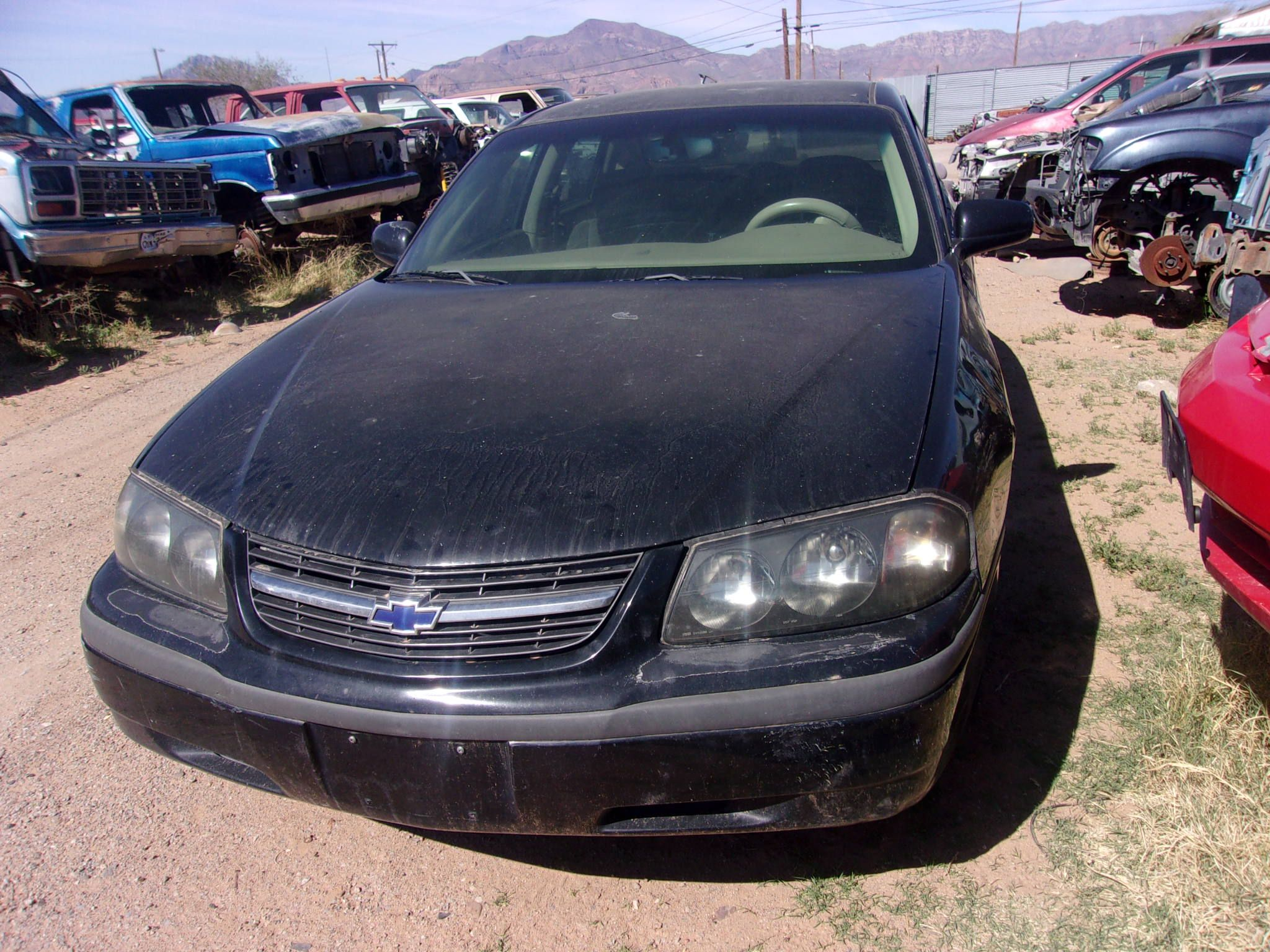 Up For Sale Is A Used Auto Transmission This Transmission Is In Good Working Condition It Is For A 3 4 L V6 Engine If You Have Any Qu Chevrolet Impala Impala