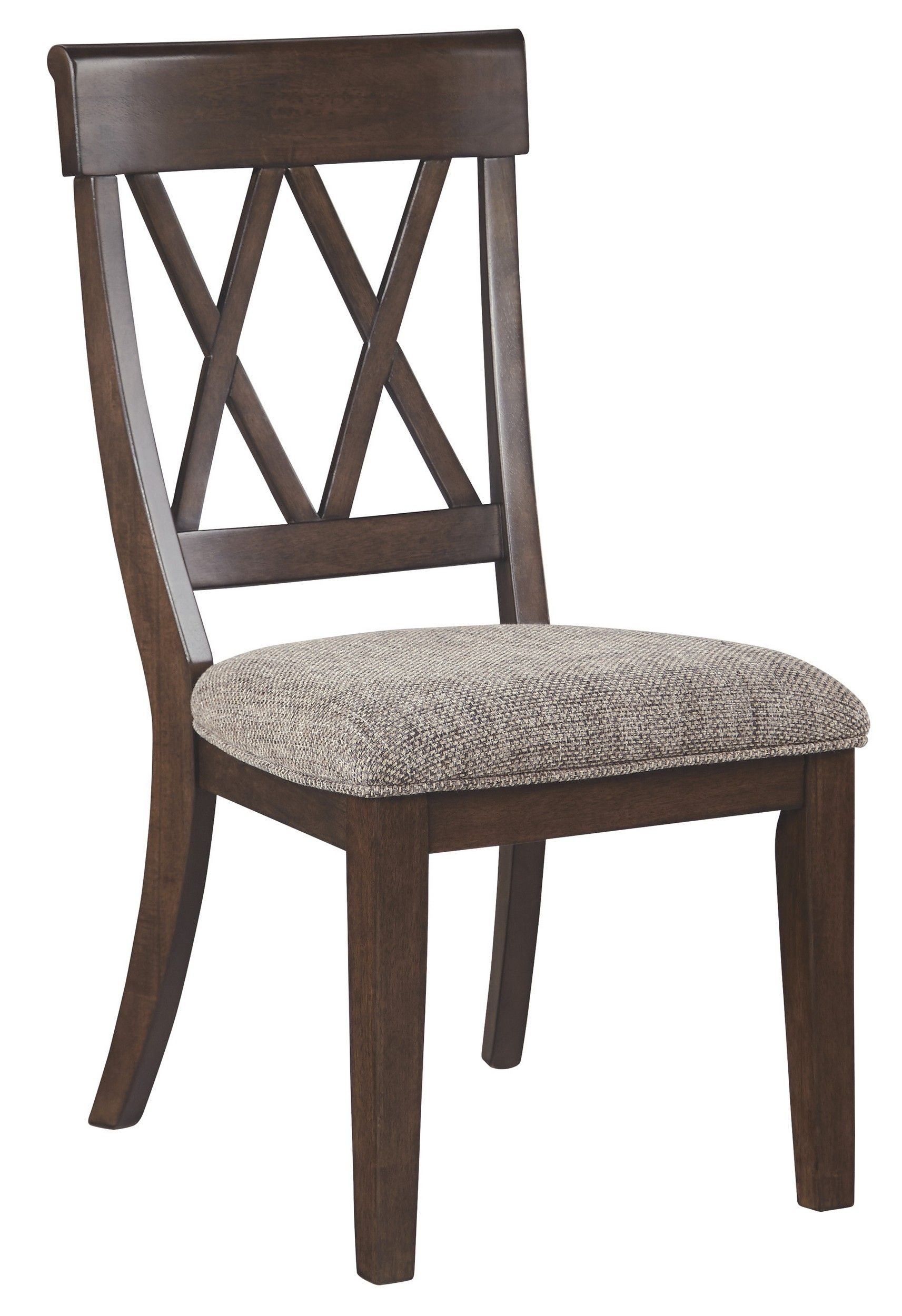 signature design by ashley dining chairs on lowest price on signature design by ashley brossling brown dining side chair set of 2 d727 01 shop today dining chairs brown dining room ashley dining room pinterest
