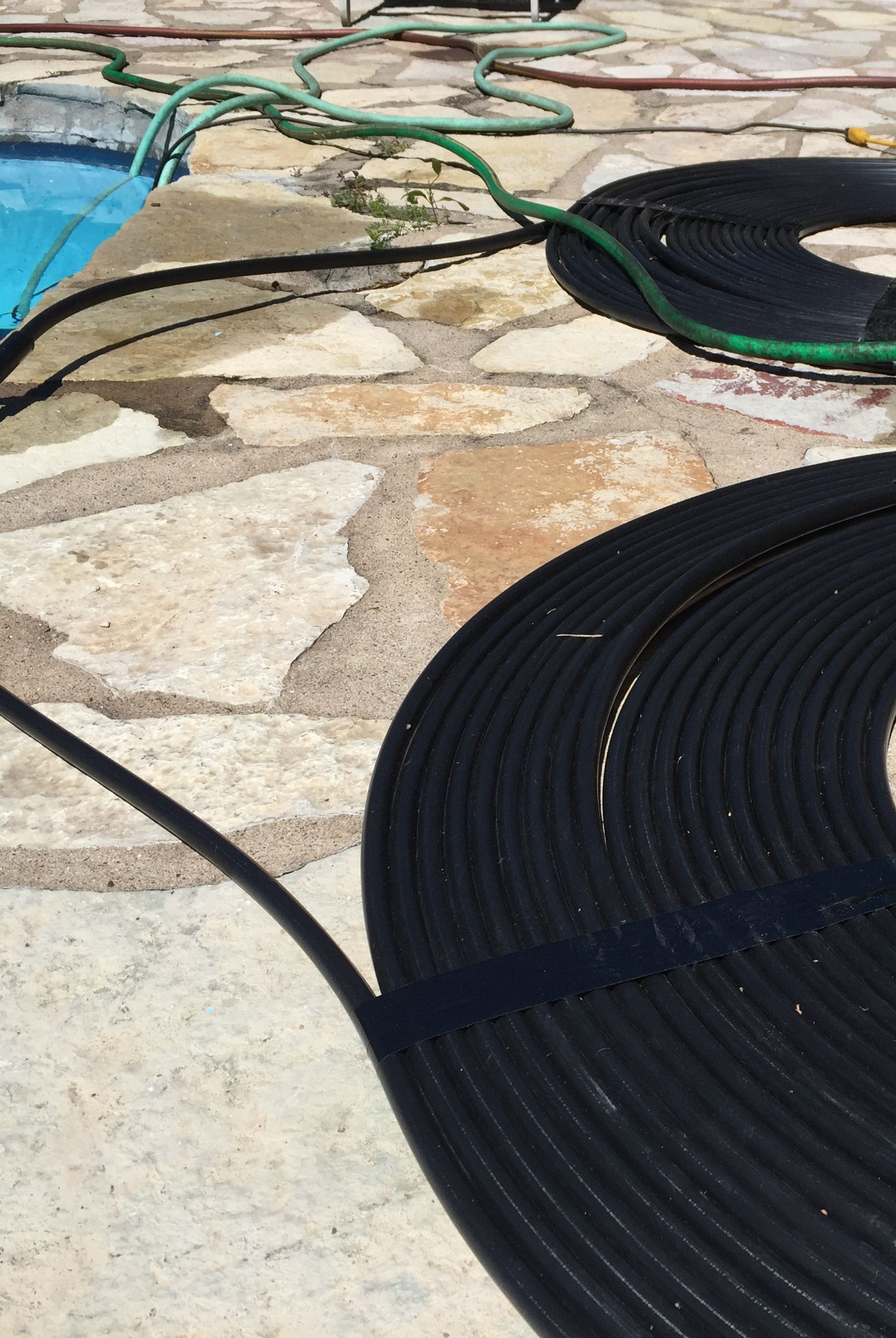 How to make a pool heater for under 100 diy pool heater