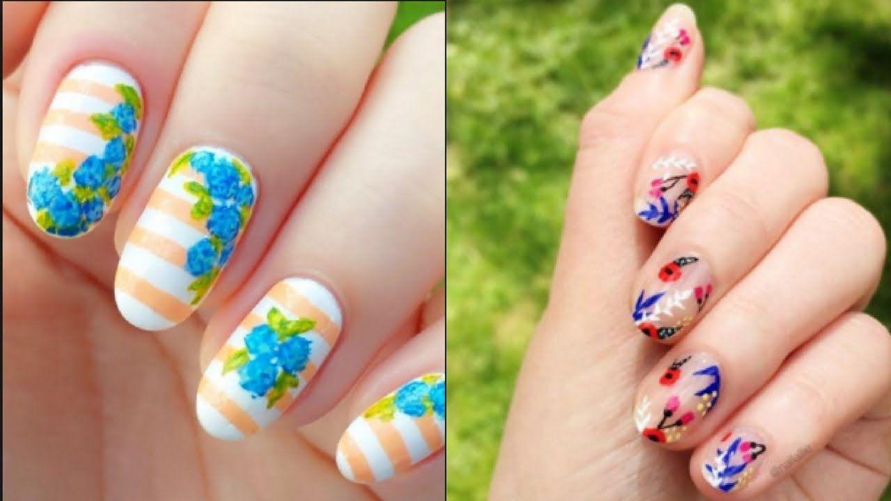 New Amazing Nail Art Designs Nail Art Compilation Nails