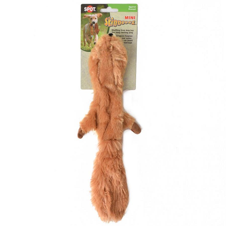 Spot Skinneeez Plush Squirrel Dog Toy 5499 In 2020 Dog Toys