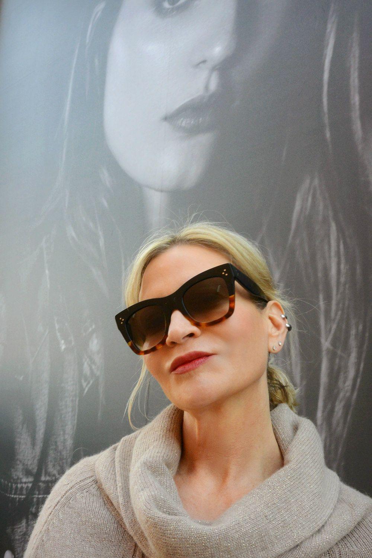 3cb29865f72c  MoreTurquoise has Celine  sunglasses in her Santa list http   www.