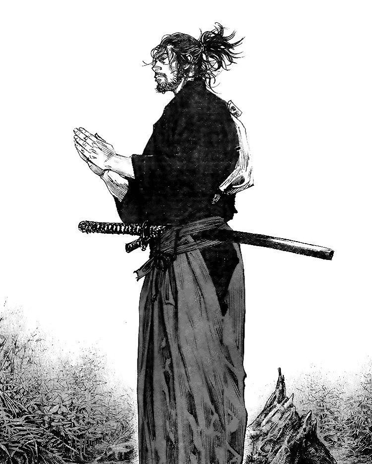 Samurai art, Vagabond manga