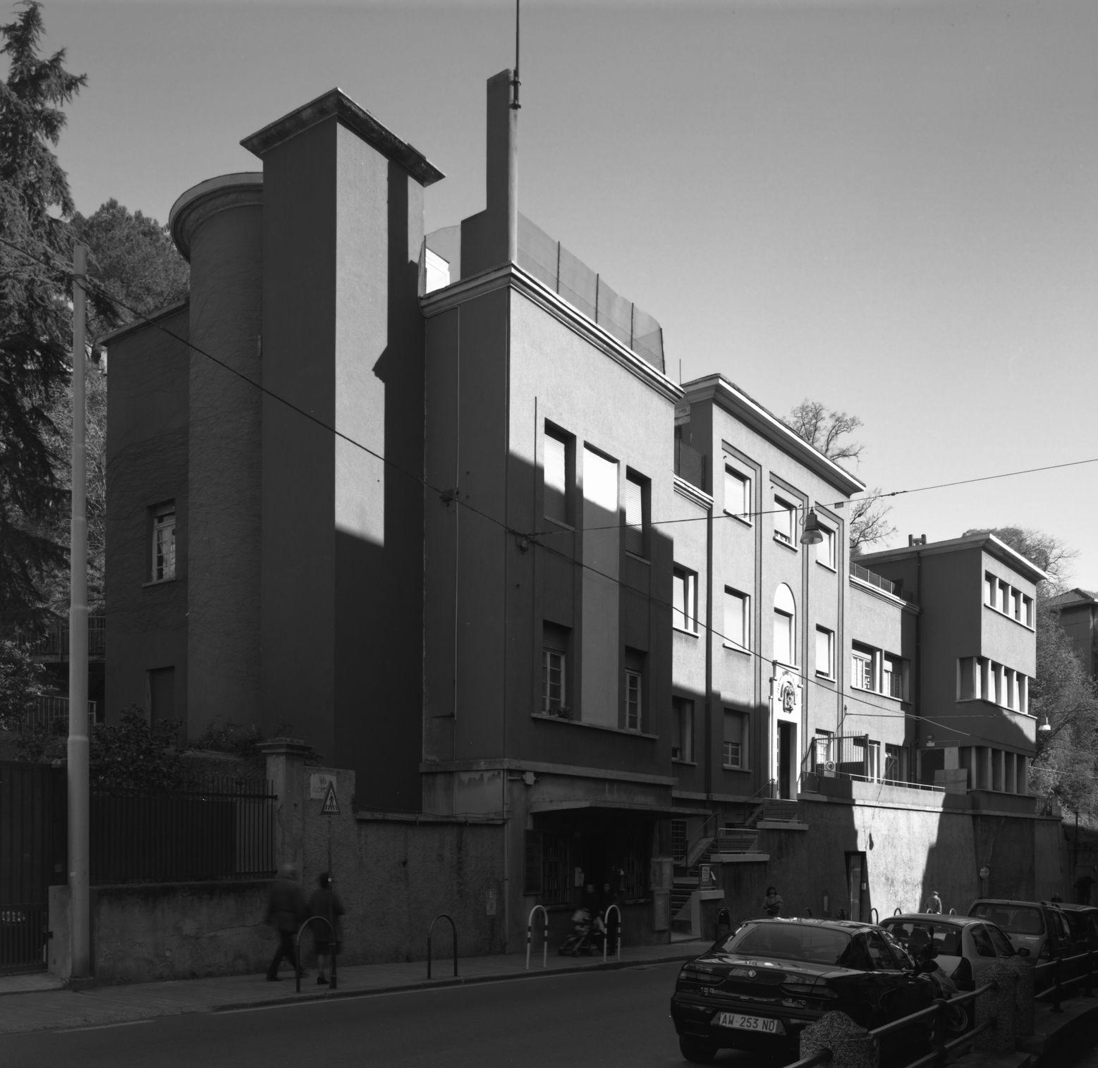 1937 1941 SAVONA SV CASA DELLA MADRE E DEL BAMBINO ora CONSULTORIO