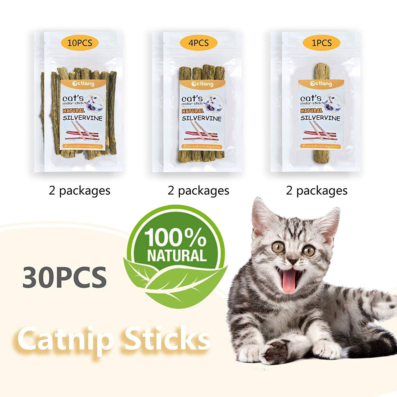 Cat Catnip Natural Matatabi Chew Sticks Teeth Grinding Chew Toys Three Specifications M L Xl Are Sui Best Interactive Cat Toys Interactive Cat Toys Cat Toys