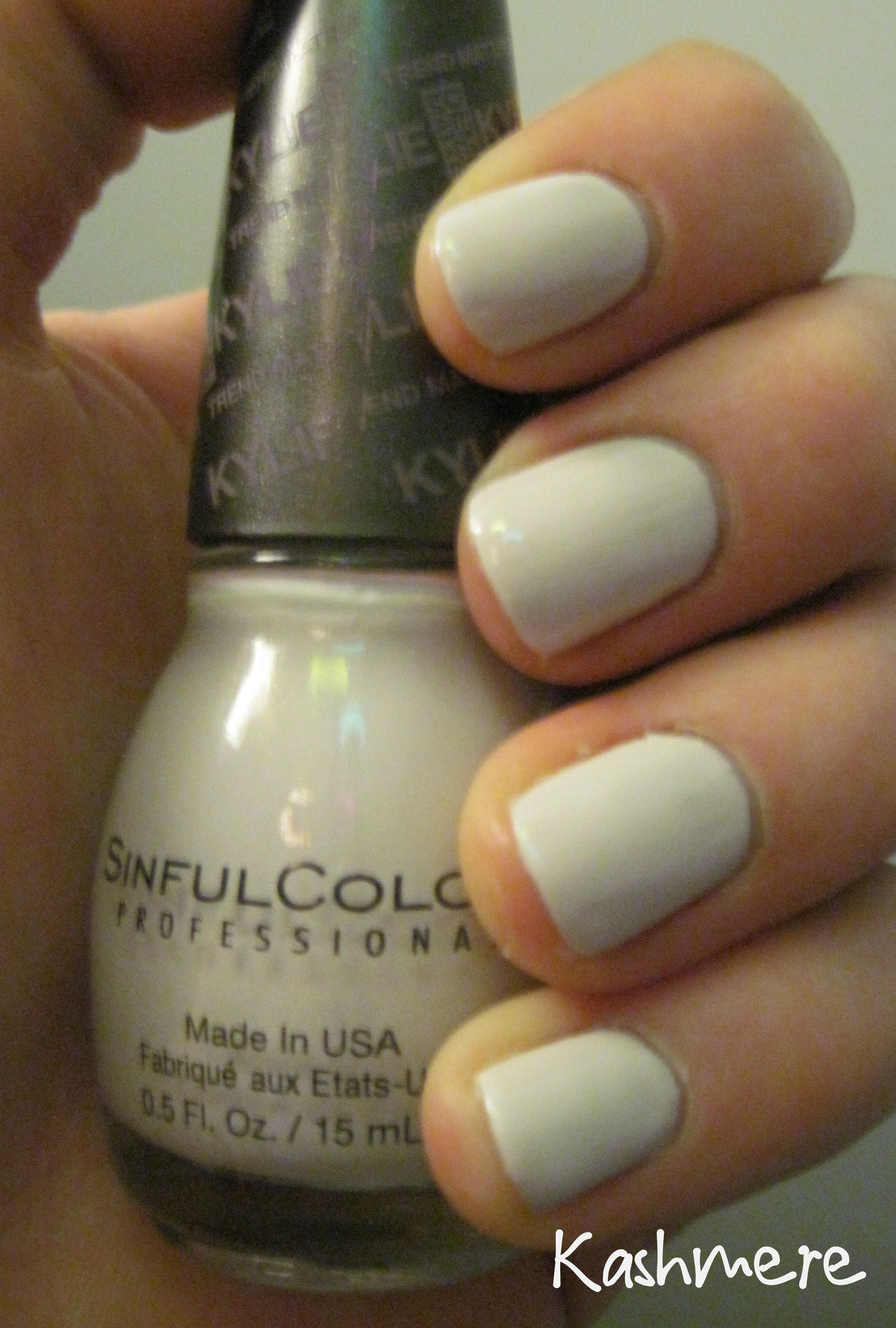 Sinful Colors Kylie Trend Matters - V. I. Peach | Polish | Pinterest ...