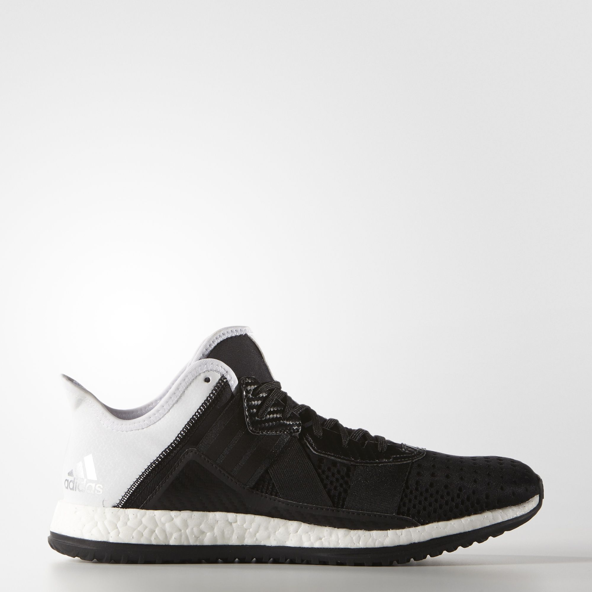 Strength and conditioning workouts demand agility. These men's training  shoes feature energy-returning boost · Adidas Pure ...