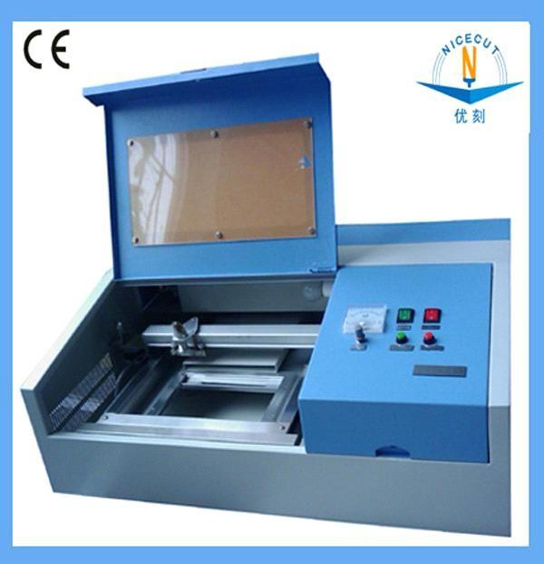 Laser Rubber Stamp Making Machine NC S40
