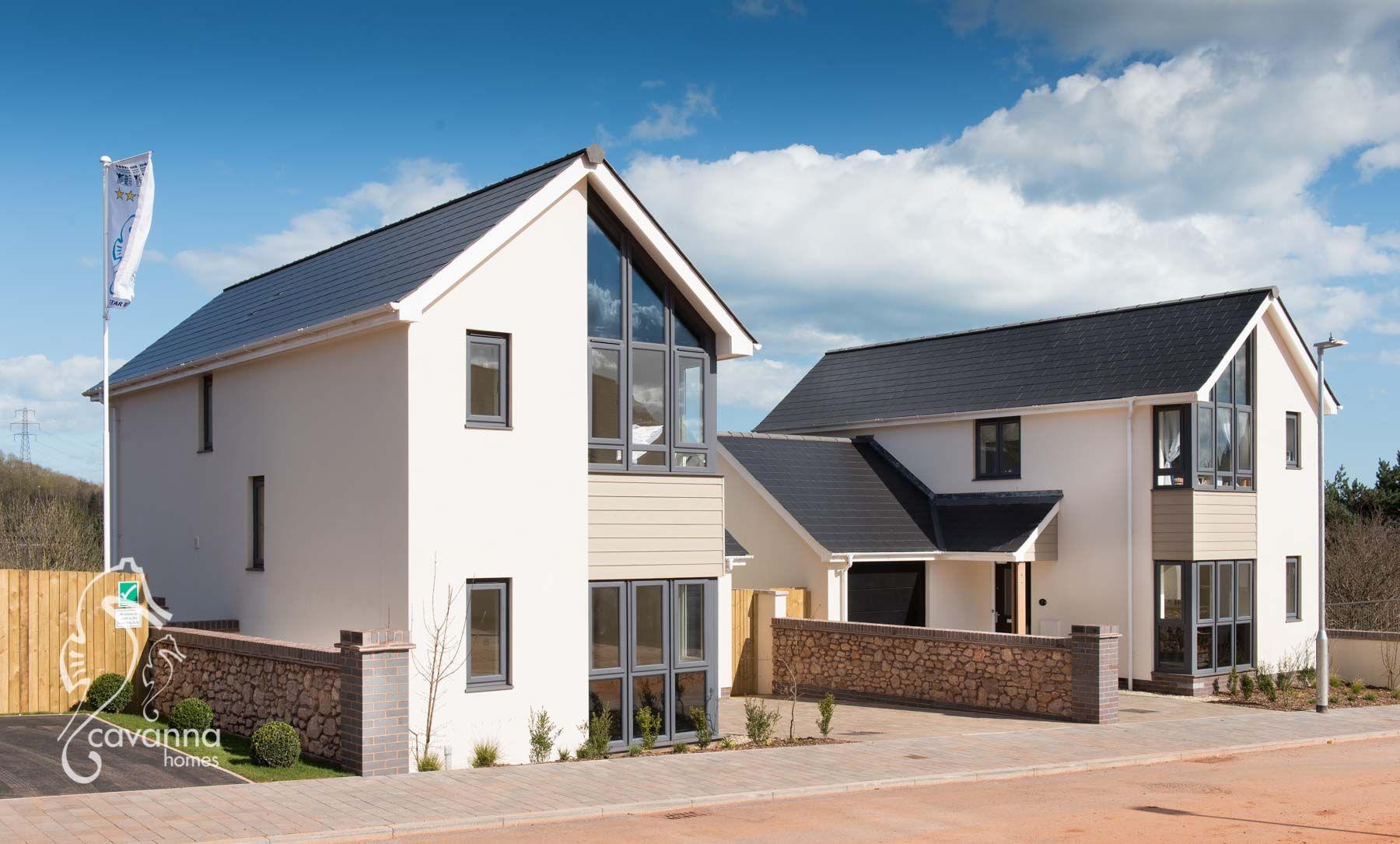 New built 3 or 4 bedroom houses for sale in Torquay, Devon ...
