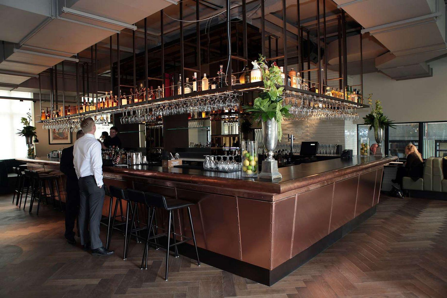 Revealed Step Inside Steven Gerrards New Liverpool Restaurant The Vincent