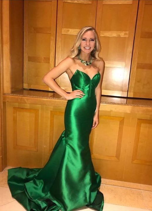 882c2718cb1 Miss Maryland Teen USA 2018 Evening Gown  HIT Or MISS  Click to let us know  what you think of her gown!