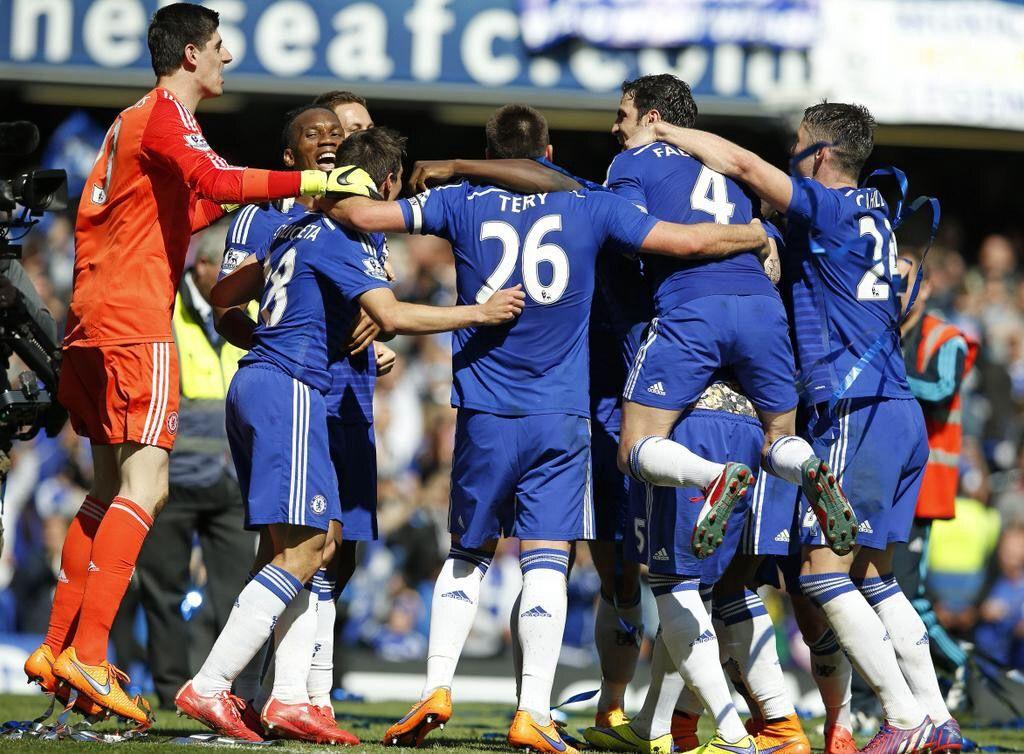 Pin on Pride of London (Chelsea football club)