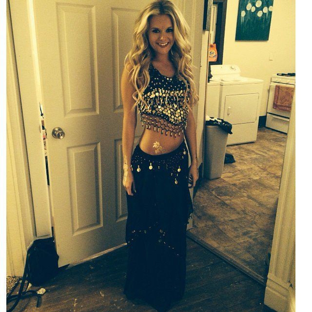 14 Easy Ways To Diy Your Very Own Shakira Costume This -9514