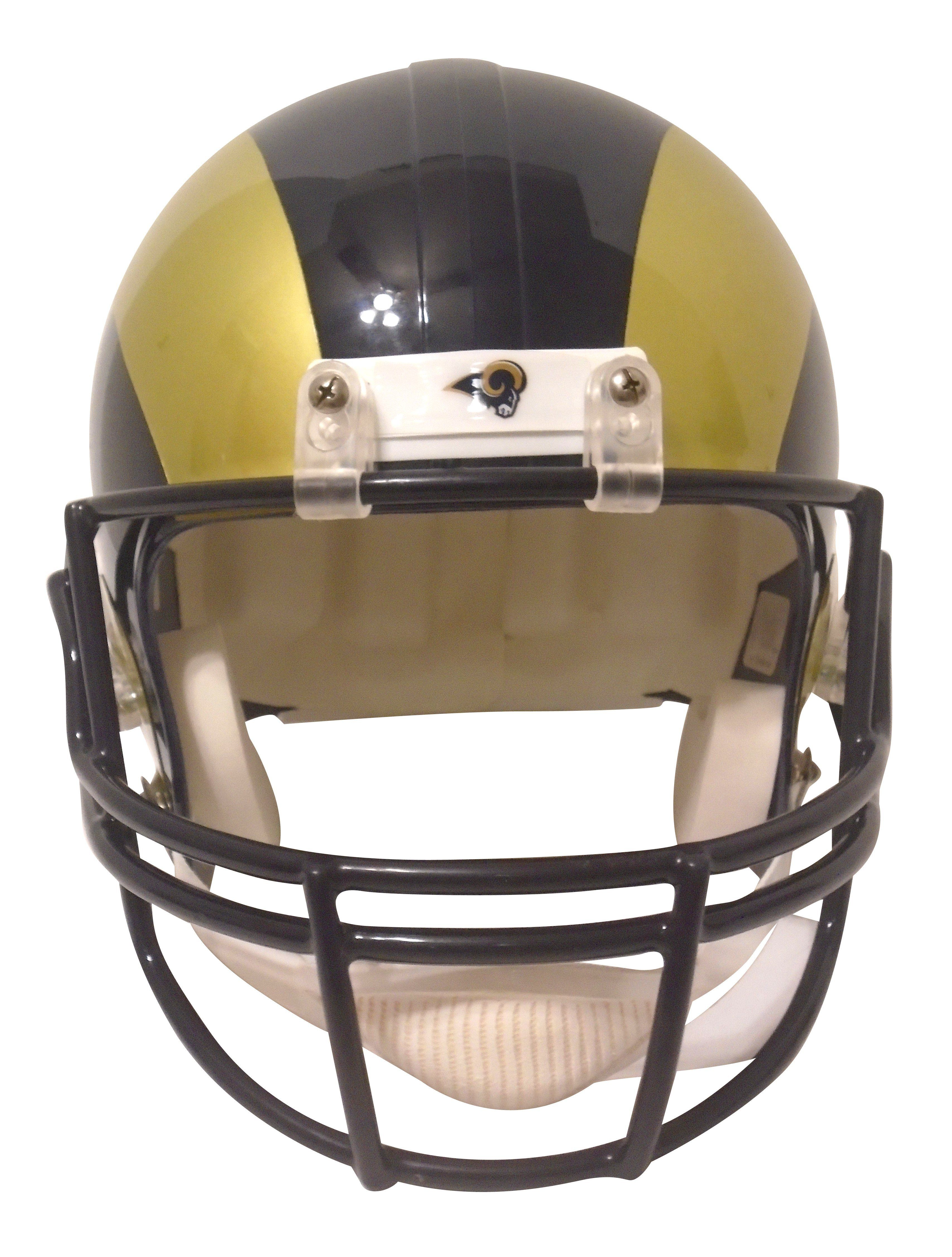 finest selection 39664 4717d This is a brand-new Kurt Warner signed St. Louis Rams ...