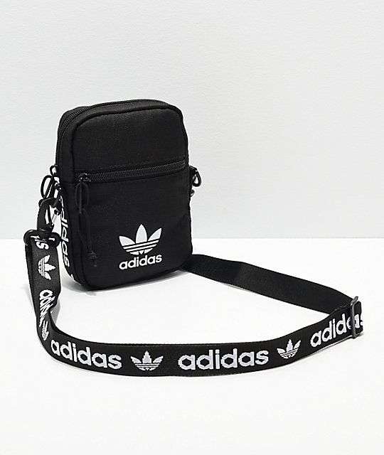 1bee5b63d adidas Originals Black Shoulder Bag in 2019 | Wish List | Adidas ...