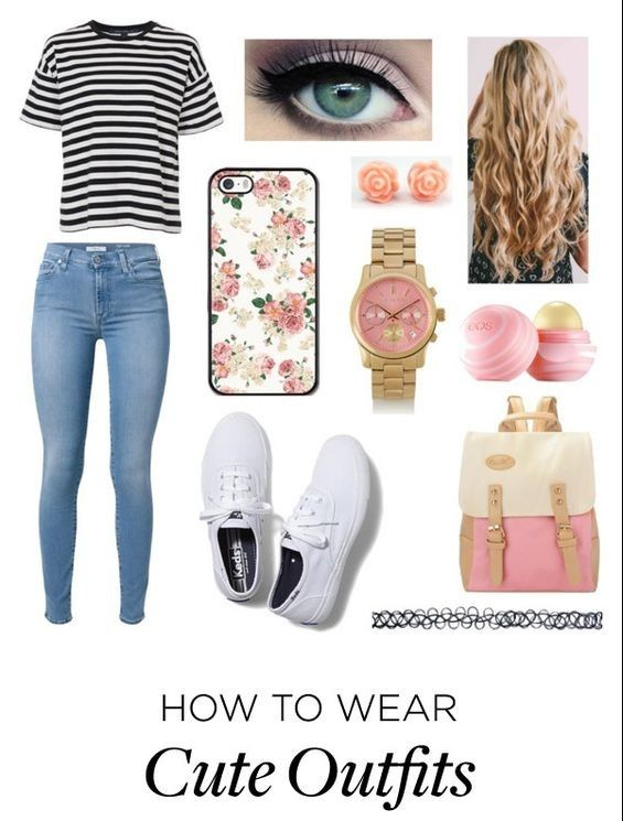 6 stylish casual outfits for college