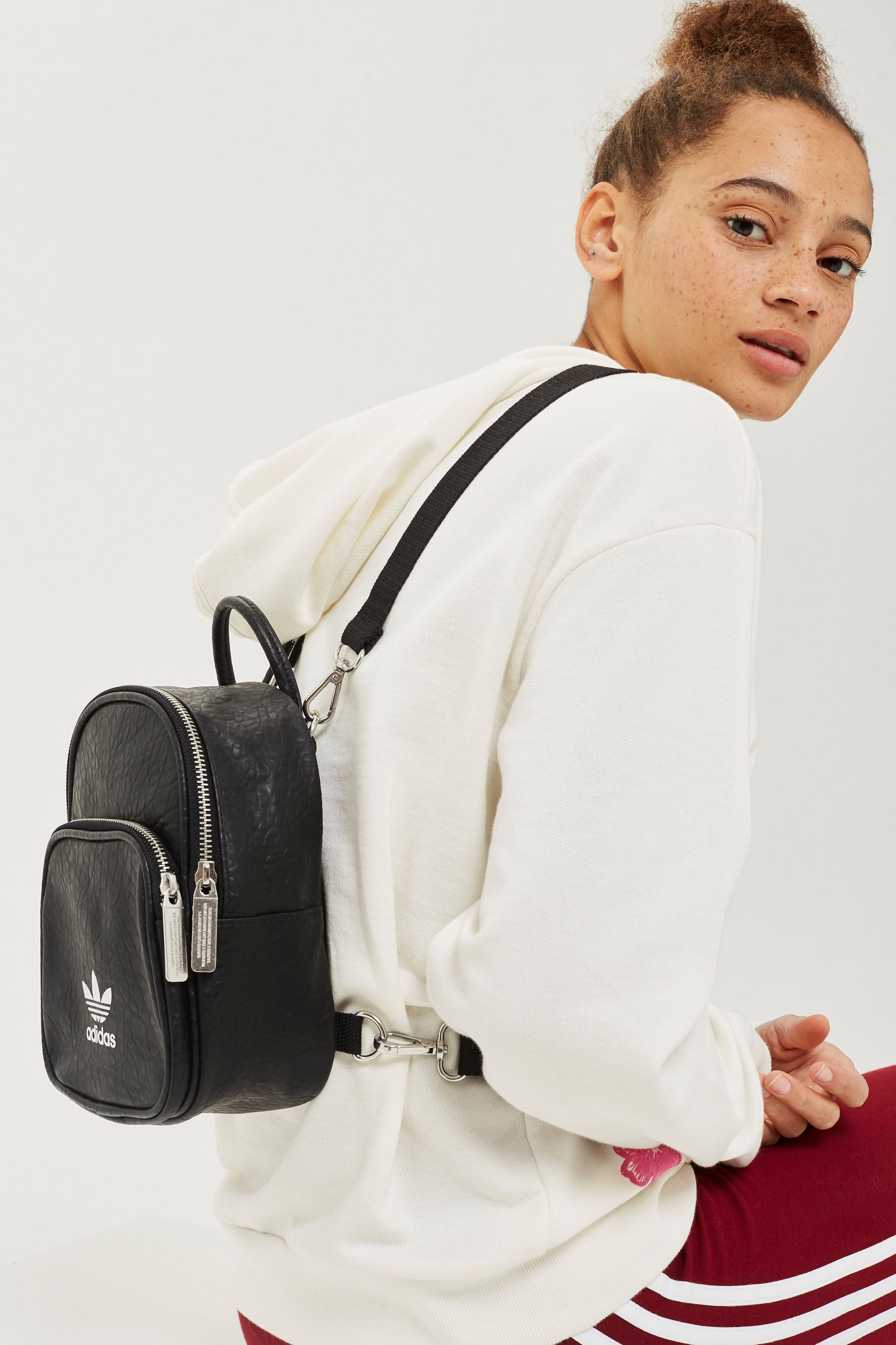 Te mejorarás regla corto  Mini Backpack by adidas Originals | Mochilas adidas feminina, Muchilas  femininas, Acessórios