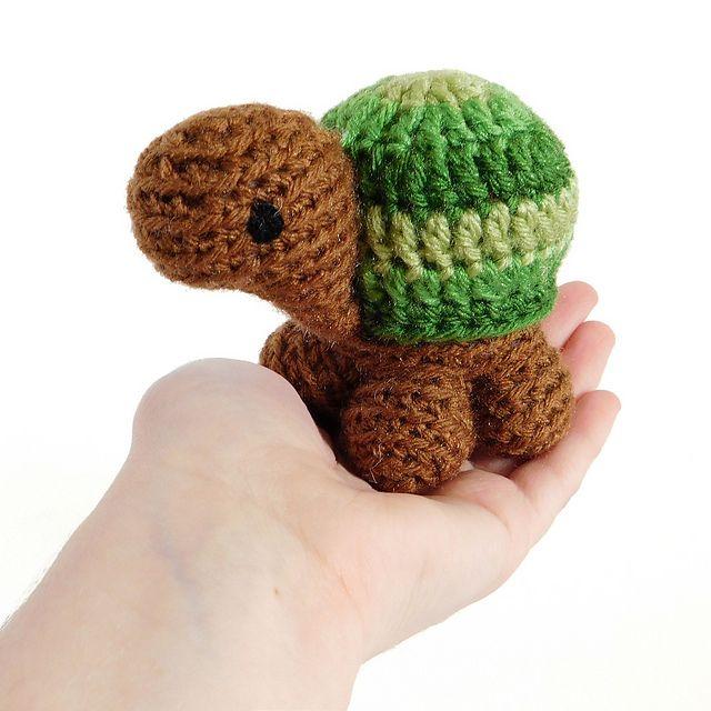 Mini Cooper the Turtle pattern by Alyssa Voznak