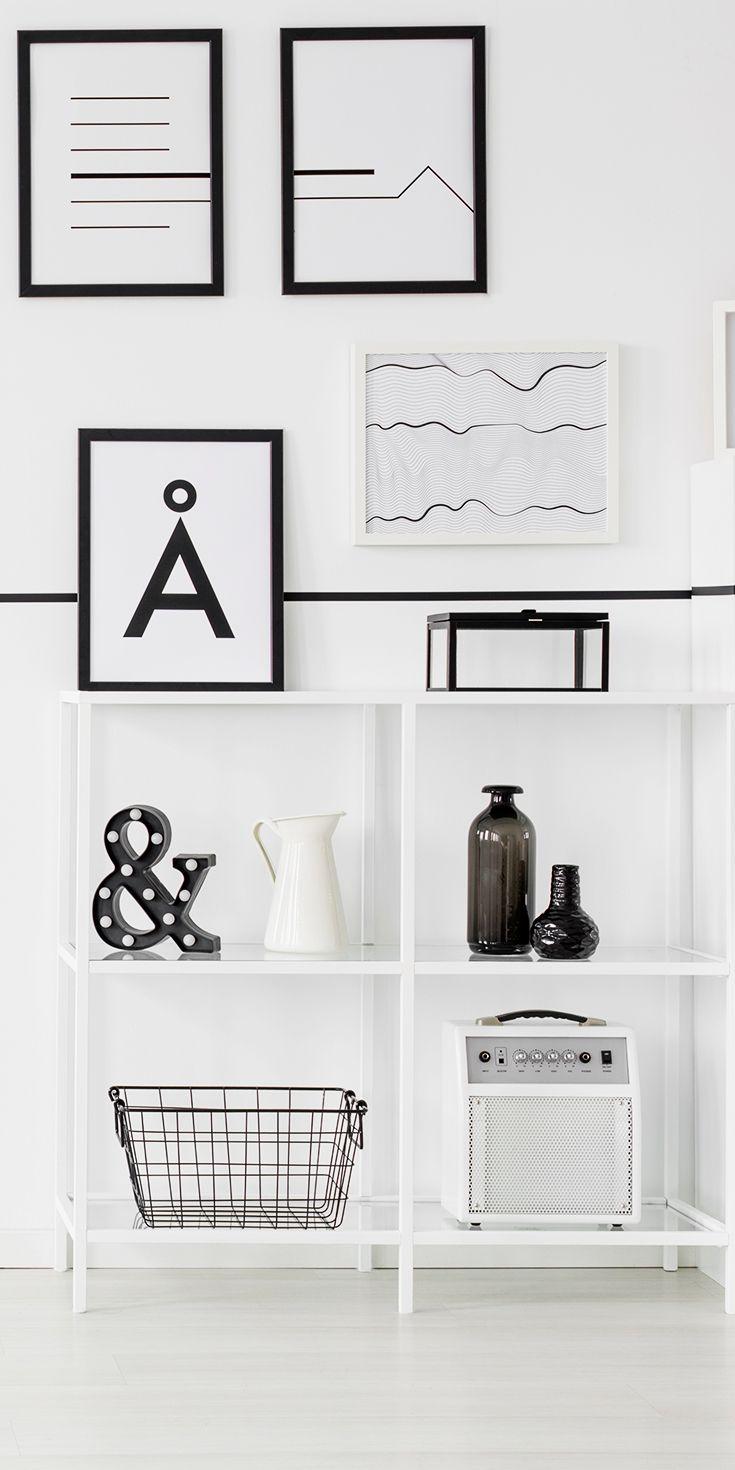 Skandinavisch Wohnen Einrichtung Und Dekoration Für
