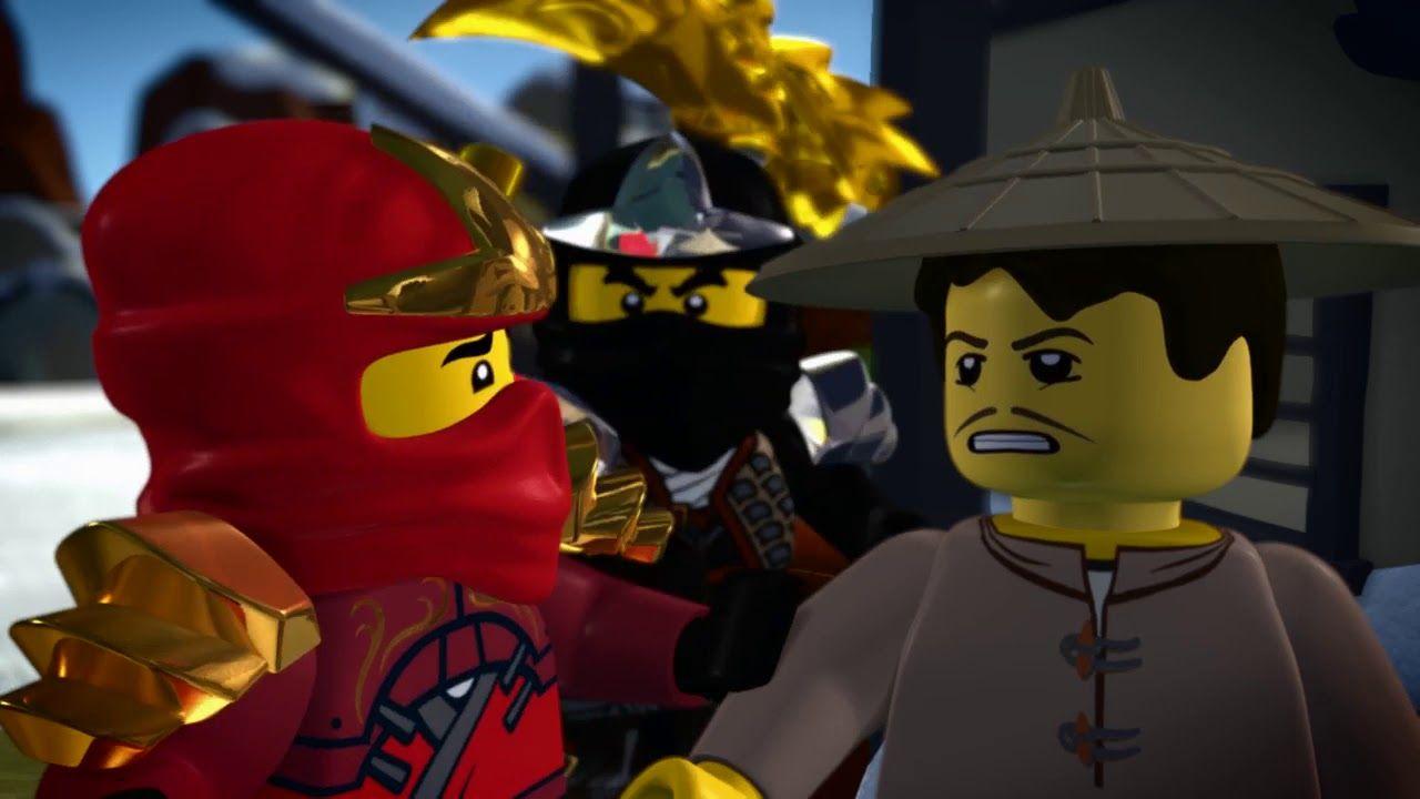 LEGO Ninjago - Season 1 Episode 7 - Tick Tock - Full