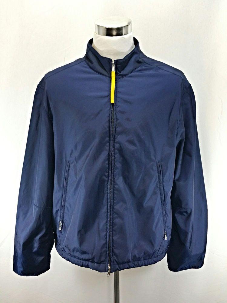 POLO SPORT Ralph Lauren Men's Lining Jacket Only Size XL