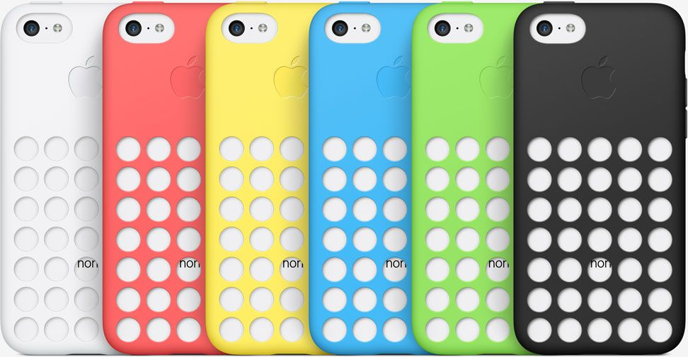 iphone 5c cases from apple