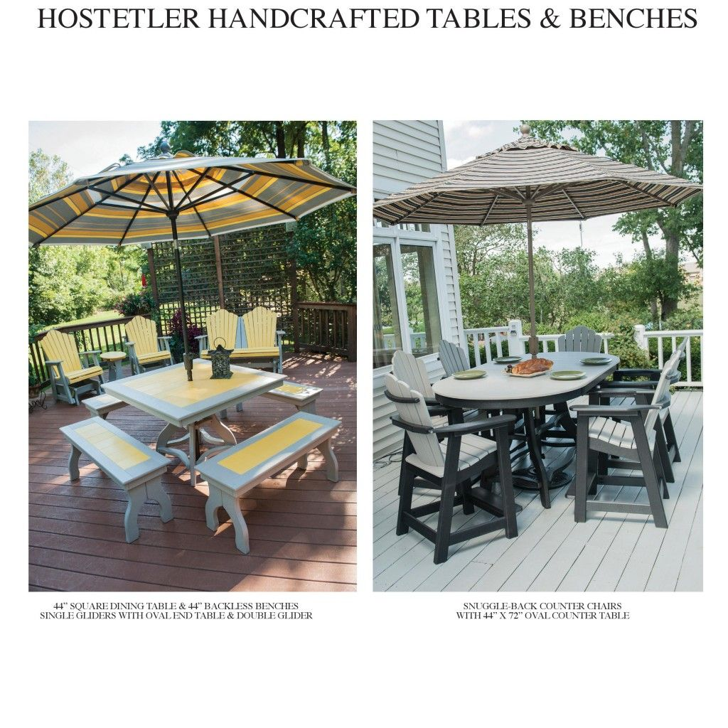 Our Hostetler Tables Chairs Poly Outdoor Furniture Catalog Poly Outdoor Furniture Furniture Catalog Outdoor