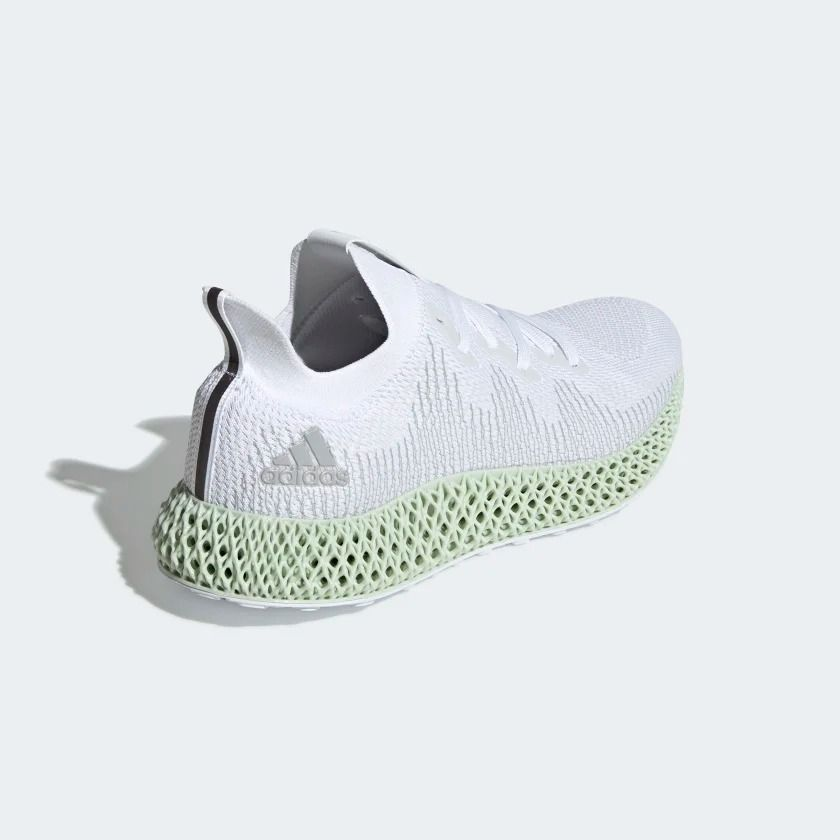 4D – Alphaedge adidas Consortium WhiteSneaker WEIbHeD2Y9