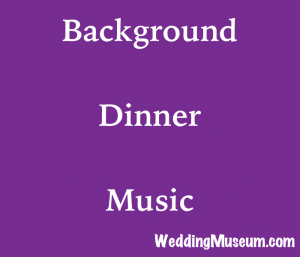 Top Dinner Music That Will Set The Tone For Your Wedding 2020 My Wedding Songs Wedding Dinner Music Wedding Cocktail Hour Music Cocktail Hour Music