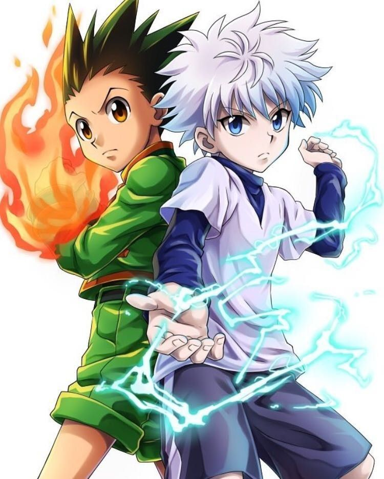 Pin by highuhhnay on HunterxHunter (With images) Hunter