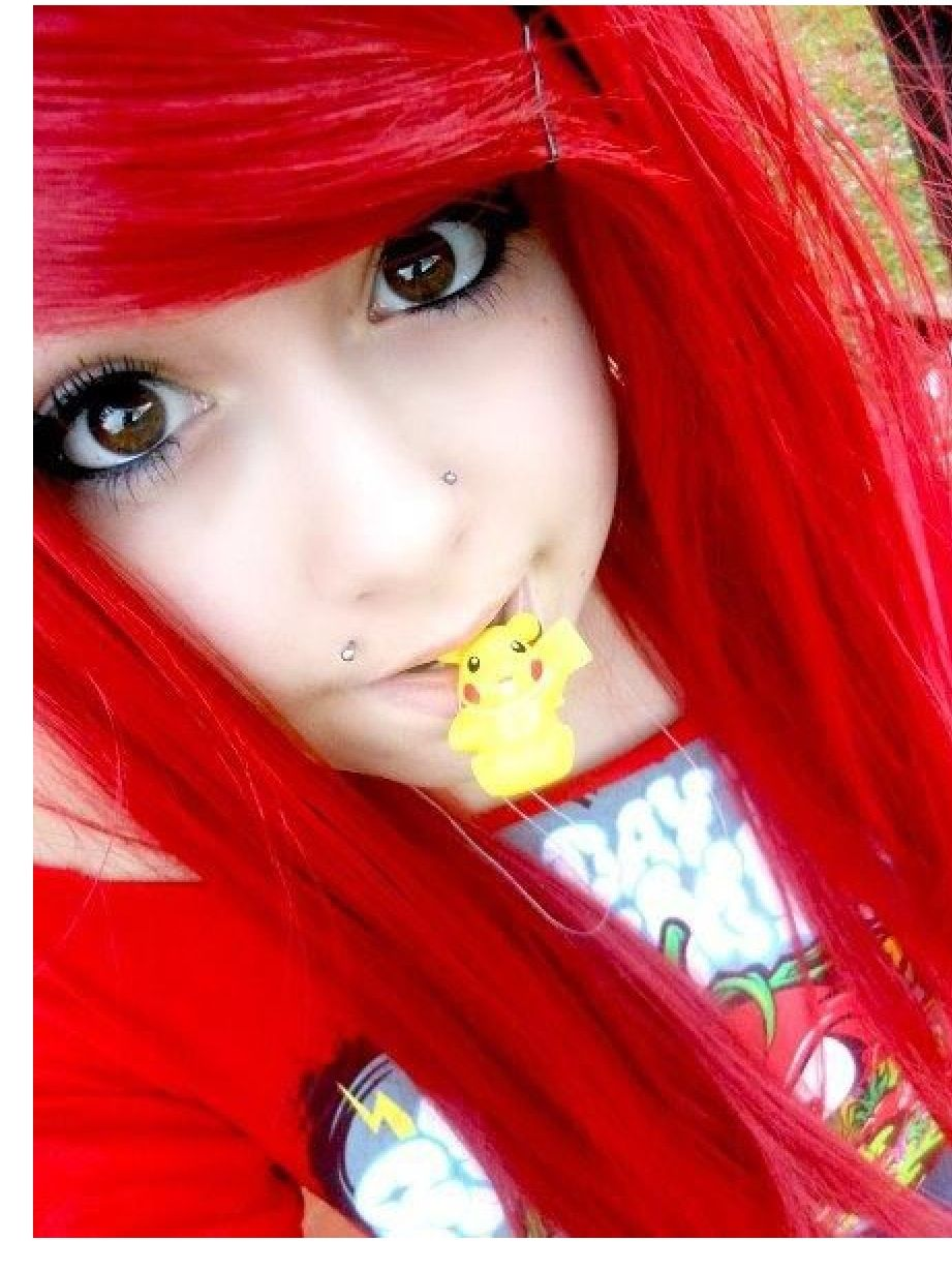 Pikachu d uc my emo obsession pinterest hair