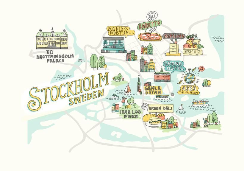 A Long Summer Weekend in Stockholm - WSJ