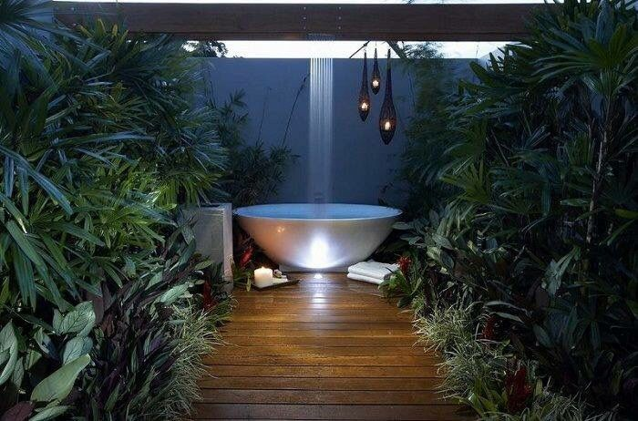 Vasca Da Bagno Per Giardino : Camera da bagno arredo arredamento bagno e atmosfera