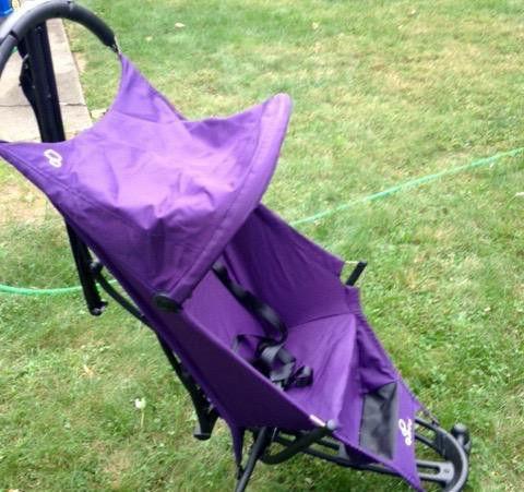 Quinny Yezz Ultra Lightweight Stroller Review http://www ...
