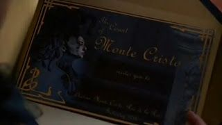 Invitations Used In The Count Of Monte Cristo These Are The