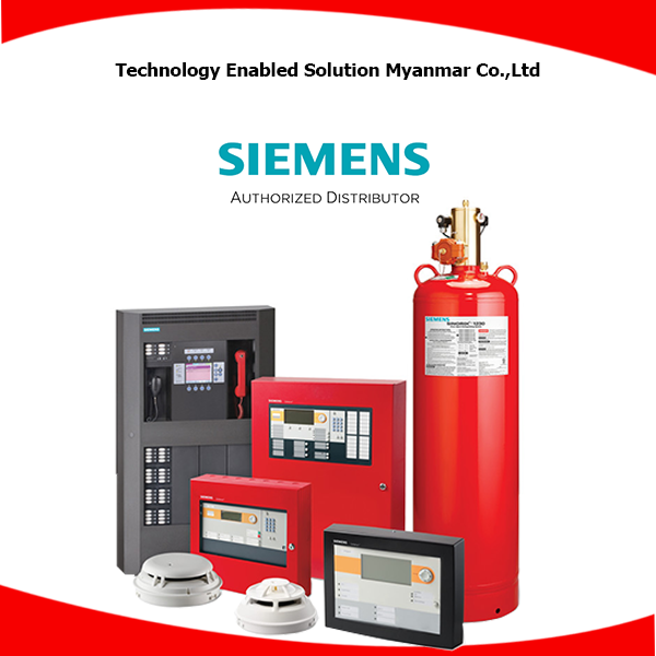 Authoroized Distributor For Siemens Fire Alarm System And Fire Suppression System Call 09777666076 Best Home Security Home Security Fire Alarm System