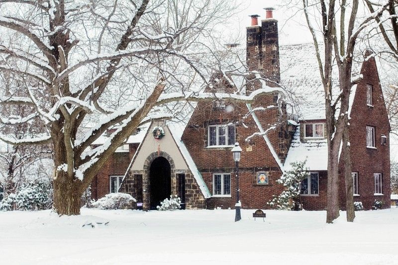 1930 Tudor Revival Neckerman Residence In Youngstown Ohio