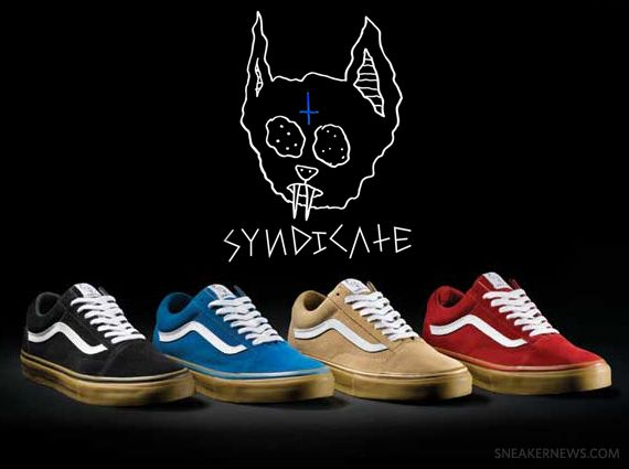 Tyler, the Creator x Vans Syndicate Old