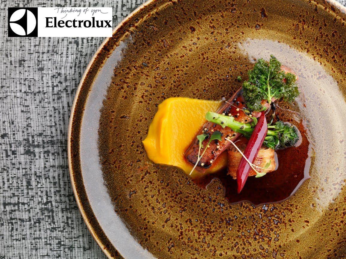 Michelin Star Chef Simon Hulstone Creates Scallop Duck And Cod Recipes Michelin Star Food Cod Recipes Michelin Star Chef