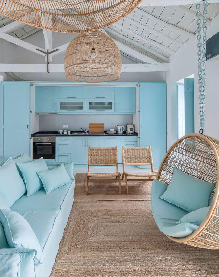 Casas De Playa Interiores