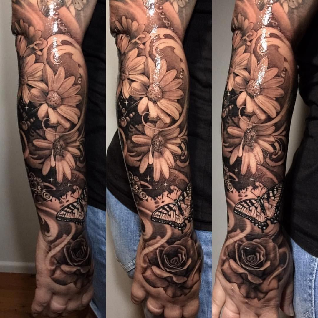 full sleeve tattoos with meaning Halfsleevetattoos