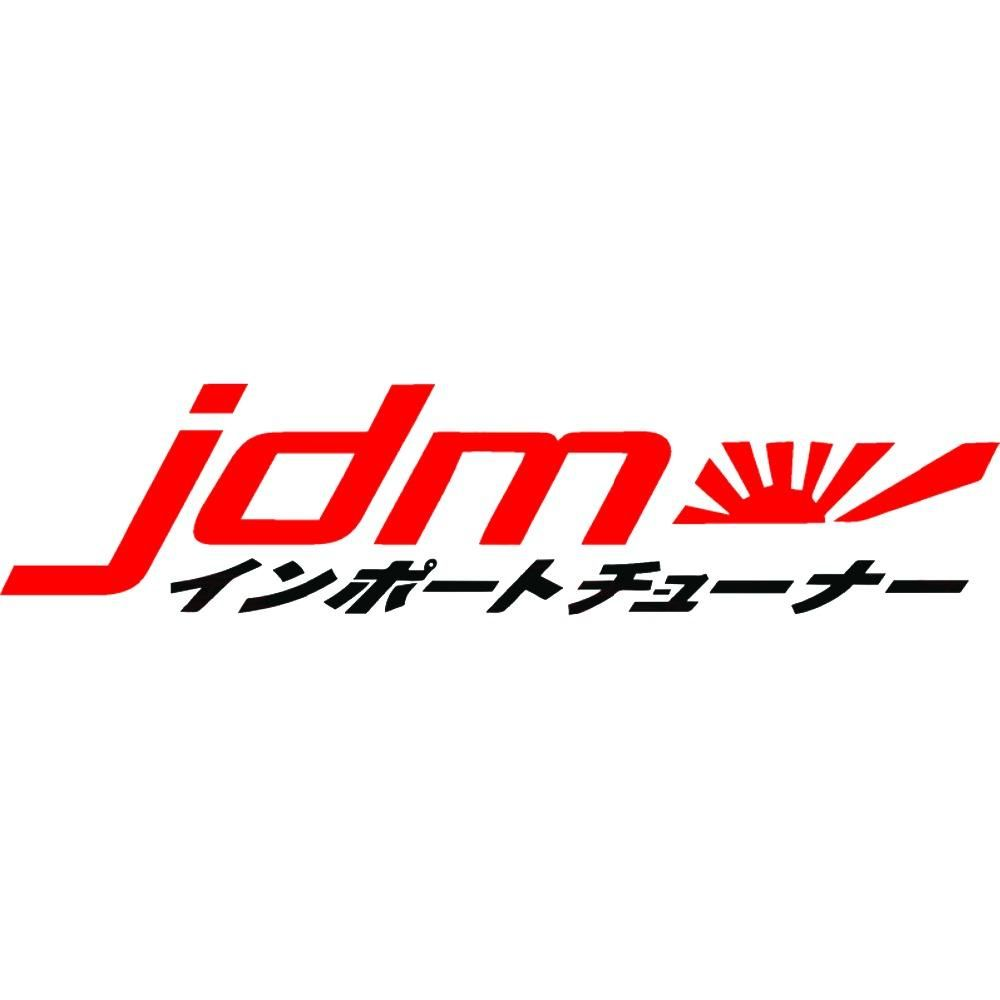 KAMIKAZE SUN Kanji Japanese Vinyl Graphic Decal Car Bumper Sticker JDM