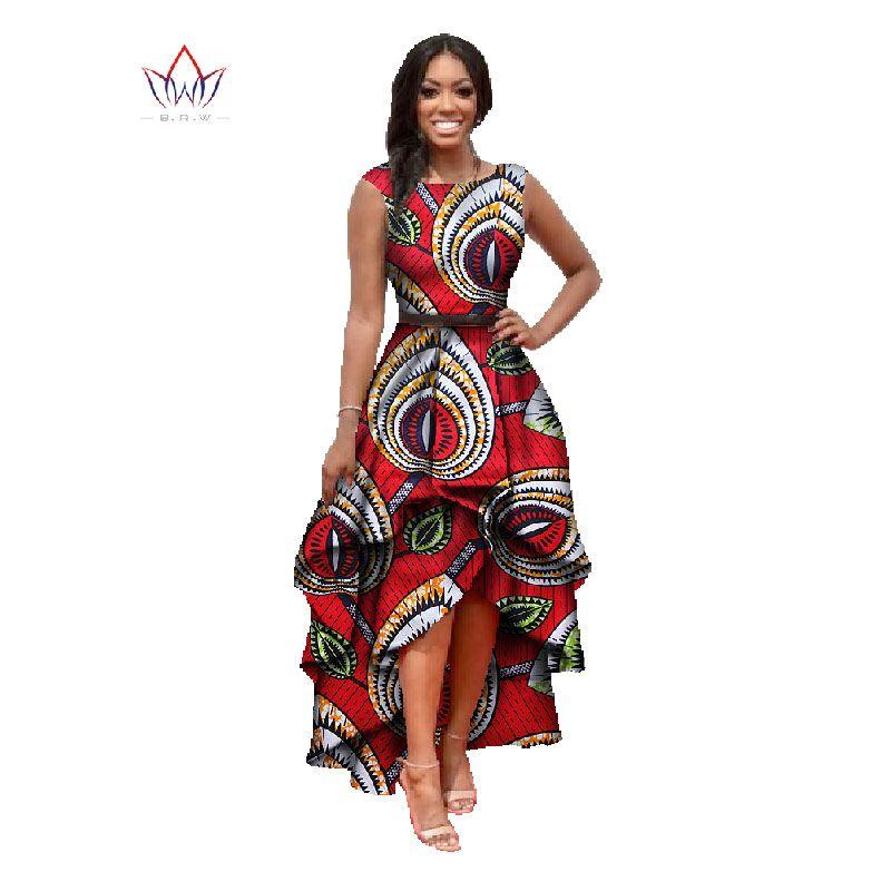 save off 5c295 78f14 Vestiti africani per le donne o-collo africano dashiki abiti ...