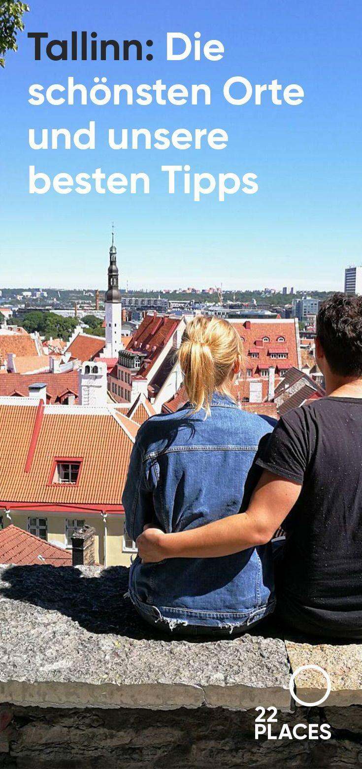 Tallinn Die Schonsten Sehenswurdigkeiten Tipps Karte