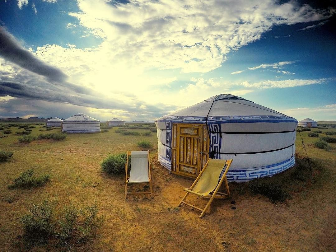 Embracing The Nomadic Way Of Life By Staying In A Traditional Ger In Mongolia Family Resorts Asia Travel National Parks