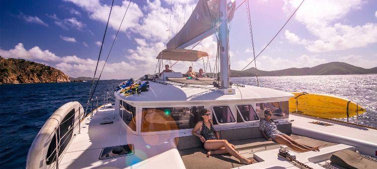 Caribbean Sailing Vacations | British Virgin Islands