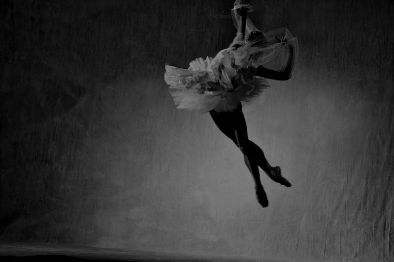 VOGUE GERMANY \ Peter Lindbergh - Berlin Ballet