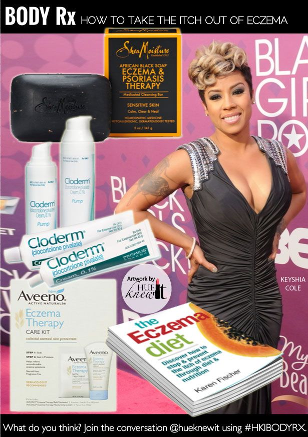 Take the Itch Out of Eczema Hair beauty